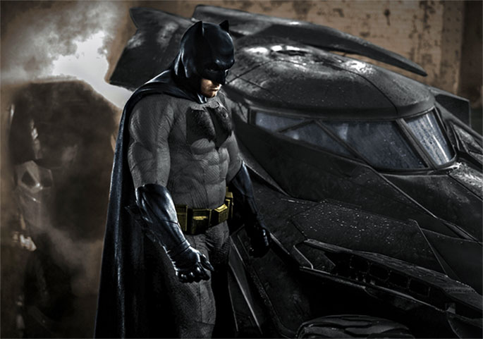 Ben Affleck Height and Weight For Batman