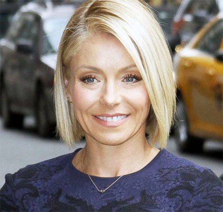 kelly ripa face