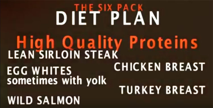lean protein food choices