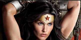 Wonder Woman Face