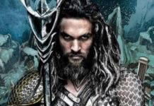 Aquaman Face Jason Momoa