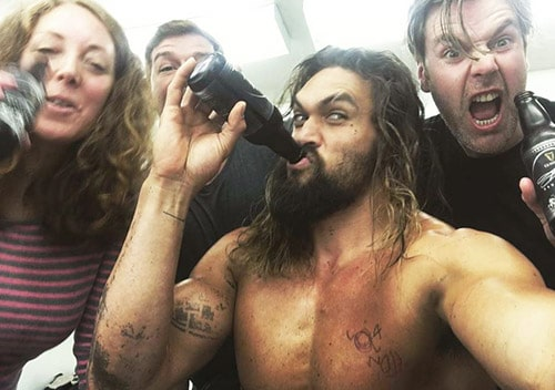Jason Momoa Diet for Aquaman